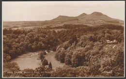 Walter Scott's View, Dryburgh, Berwickshire, C.1930s - Judges RP Postcard - Berwickshire