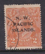 New Guinea SG 121 1921 KGV 1d Orange Used - Papouasie-Nouvelle-Guinée