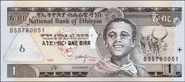 Etiopía 2000, 1 Birr (UNC) - CF3135 - Etiopía