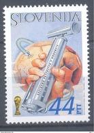 Slovenia Slowenien Slowenie 1994 Mint MNH **; Football Soccer Calcio Fussball World Cup 1994 USA - World Cup