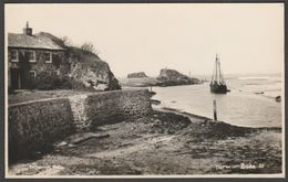 Harbour, Bude, Cornwall, C.1940 - Petherick RP Postcard - Other
