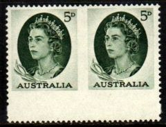 04728 Australia 290a Rainha Elizabeth Par Sem Denteação NN - Mint Stamps