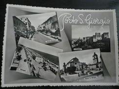 Porto S.Giorgio Ascoli Vedute  Usata 1955 - Andere Städte