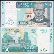 MALAWI 50 KWACHA 2007 UNC - Malawi