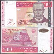 Malawi 100 KWACHA 2005 P 54a UNC - Malawi