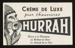 Buvard - HURRAH - La Creme De Luxe - H