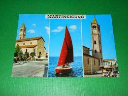 Cartolina Martinsicuro ( Teramo ) - Vedute Diverse 1992 - Teramo