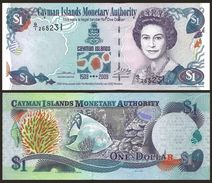 Cayman Islands 1 DOLLAR 2003 P 30 UNC (Iles Cayman,Isole Cayman,Cayman-Inseln) - Iles Cayman