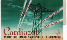 Médecine, Coeur, Cardiologie, Médicament, Classe Ouverte - Carte Publicitaire  (S150) - Matériel Médical & Dentaire