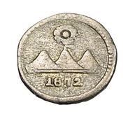 1/4 Réal - Guatemala - 1872 - Argent 900/00 - TB - - Guatemala