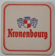 Sous-bock 1664 KRONENBOURG (lions) Bierdeckel Bierviltje Coaster (CX) - Sous-bocks
