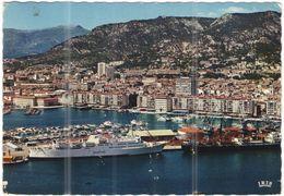 FRANCIA - France - 1969 - 0,30 - 83 Var - Toulon - Vue Générale, Port - Viaggiata Da Vidauban Per Dcan De Toulon - Toulon
