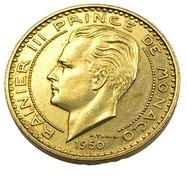 20 Francs - Monaco - 1950 - Cup Al - TTB - - Mónaco