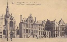 Sint Niklaas, Kerk En Handels Rechtbank (pk36588) - Sint-Niklaas
