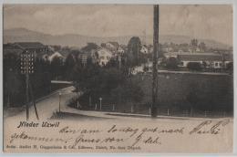 Niederuzwil Nieder-Uzwil - Dorfpartie - Photo: Guggenheim No. 6201 - SG St. Gall