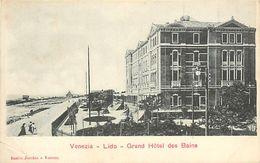 A-17.6495 :  VENEZIA LIDO GRAND HOTEL DES BAINS. - Venezia