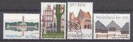 Pays-Bas 1975 Mi.nr: Mi.Nr: 1048-1051 Europäische Denkmalschutzjahr  Oblitèré / Used / Gebruikt - Period 1949-1980 (Juliana)