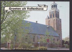 Vollenhove  , Gemeente Steenwijkerland,  Used  See The 2  Scans For Condition.( Originalscan !!! ) - Steenwijk