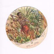 Belgisch Congo Belge Collectie La Vache Qui Rit 12 - Autres Collections