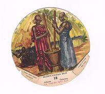 Belgisch Congo Belge Collectie La Vache Qui Rit 18 - Non Classés