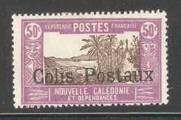 New Caledonia 1930,50c Colis Parcel Post,Sc Q4,VF Mint Hinged* (K-8) - Unused Stamps