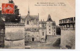 Cunault Chênehutte-Trèves-Cunault Belle Vue Du Château - Other Municipalities