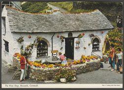 The Pixie Shop, Boscastle, Cornwall, C.1970 - John Hinde Postcard - Other