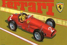 B 982 - Sport, Automobilismo, Ferrari - Postales