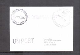 Kroatien / Croatia 1992 UNPROFOR Interesting Letter - Croatia
