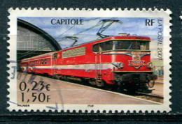 France 2001 - YT 3412 (o) - France