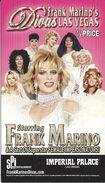 Imperial Palace Casino - Las Vegas, NV - Divas Las Vegas 1/2 Price Show Ticket Coupon - Advertising
