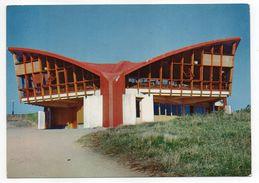 SAINT JEAN DE MONTS--1974--La Mouette ,Salle De Réunions,Caisse De Secours Du SNACI-Le Petit Bec--cachet - Saint Jean De Monts
