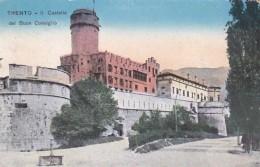 Italy Trento Il Castello del Buon Consiglio