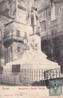 Italy Torino Monumento a Galileo Ferraris 1904