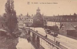 France Dijon Le Pont de l'Ouche et l'Hopital