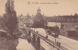 France Dijon Le Pont De L'Ouche Et L'Hopital - Dijon