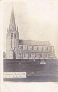 Bulskamp, Bulscamp, Kerk 1911, Cliché R Matton Proven, UNIEKE Fotokaart (pk36613) - Veurne
