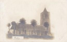 Woesten, Kerk, Cliche R Matton Proven, Unieke Fotokaart (pk36615) - Vleteren