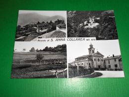 Cartolina Ricordo Di S. Anna Collarea - Vedute Diverse 1968 - Cuneo