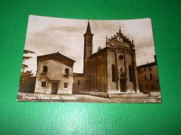 Cartolina Thiene - Chiesa Della Natività 1956 - Vicenza
