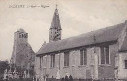 Dudzeele, Dudzele, De Kerk, L'Eglise (pk36624) - Brugge