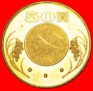 § RICE: CHINA ★ 50 YUAN 91 - 2002 MINT LUSTER!LOW START★ NO RESERVE! - Taiwan