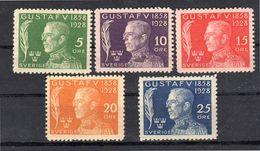 1928 King Gustav MNH!! (z50) - Nuovi