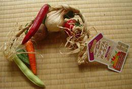 "Artificial "" Italian "" Vegetables - Creative Hobbies"