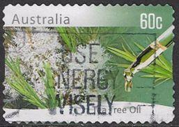Australia 2011 Flora 60c Type 4 Self Adhesive Good/fine Used [34/29074/ND] - 2010-... Elizabeth II