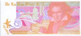 Testgeld  Testnoten Test Note SPECIMEN  De La Rue Giori S.A. ! - Banconote