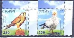 2016. Armenia, Birds Of Armenia 2v, Mint/** - Armenia