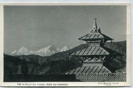 NEPAL(KATHMANDU) - Népal