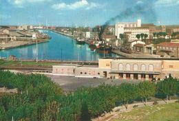 RAVENNA STAZIONE E PORTO (88) - Ravenna