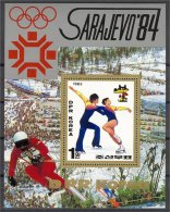 NORTH KOREA, OLYMPICS ARTISTIC SKATING, S.S. NH **! - Corée Du Nord